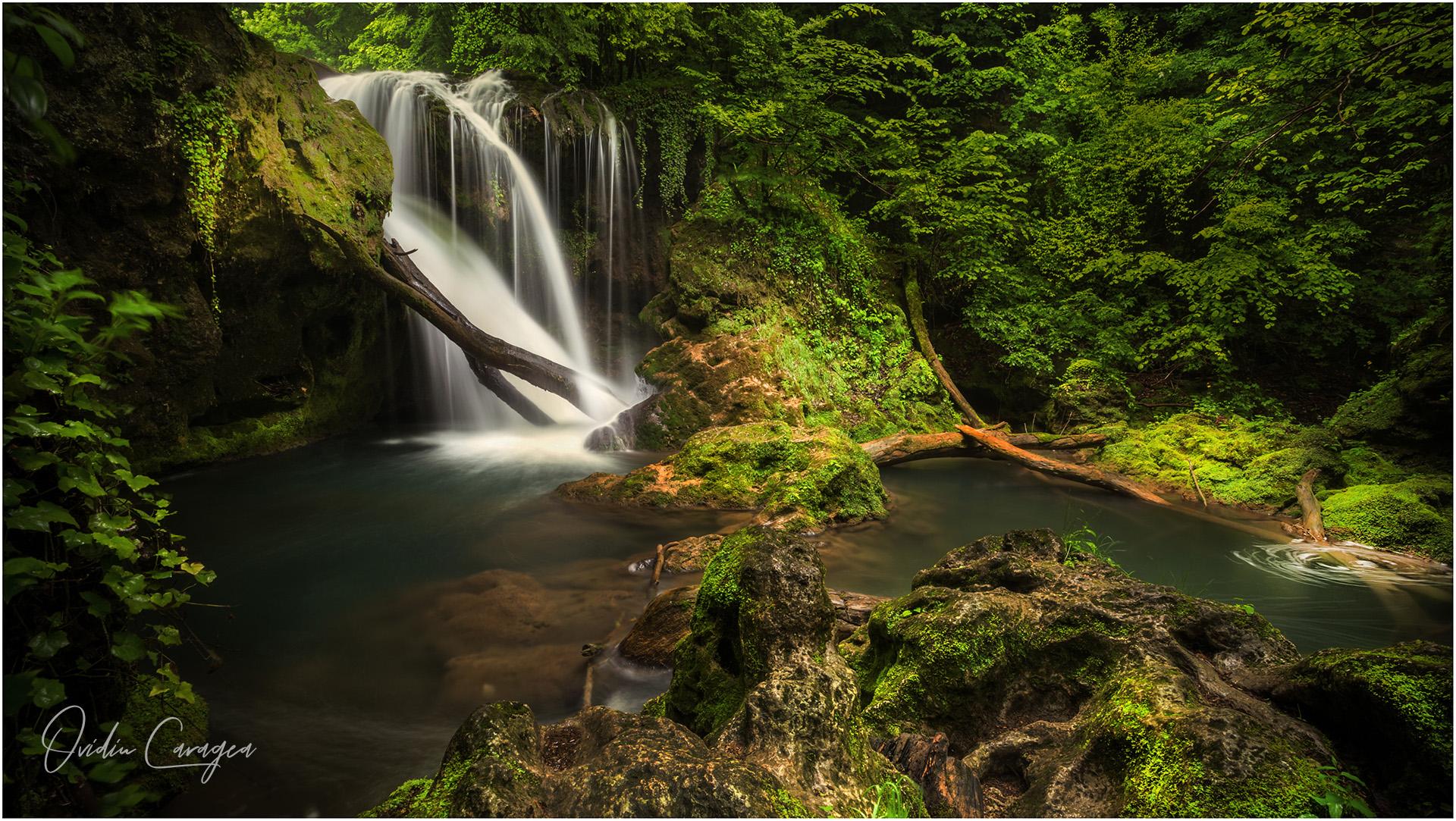 Cascada Vaioaga